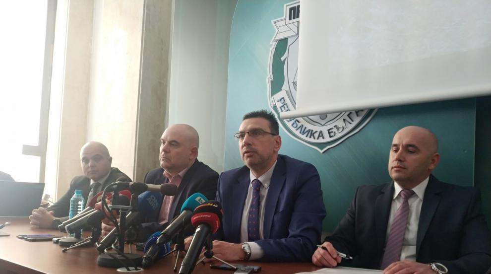Валериев убит автомат, с екзекутора му заподозрени за крупни грабежи