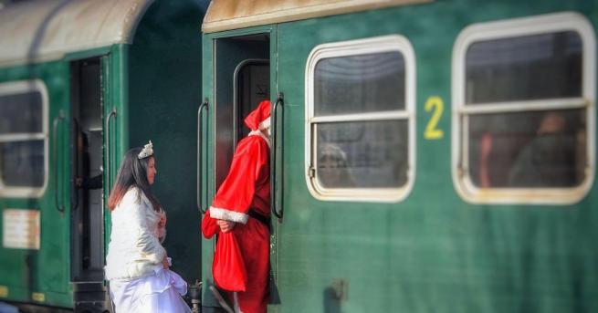 """В специален Коледен влак ще се превърне теснопътната композиция """"Родопи"""""""
