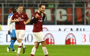 Ас на Милан приветства слуховете за Ибра