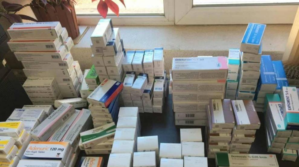 Предотвратиха незаконна продaжба на турски лекарства в Хасково