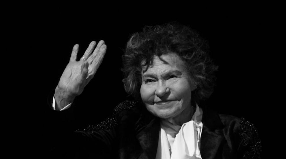 In memoriam: Кралицата на комедията Стоянка Мутафова (ВИДЕО)