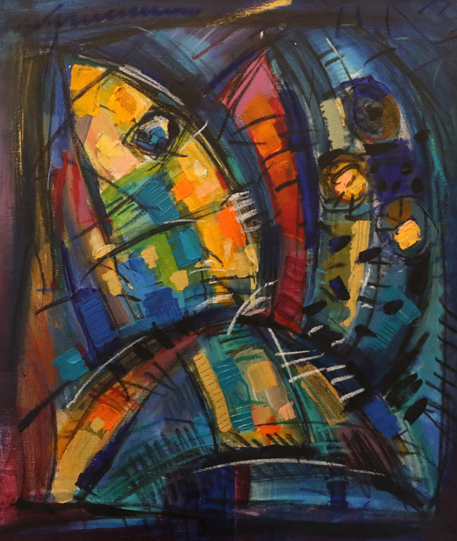 <p>Ваня Бурова &ndash; Панаир на суетата Софийските художнички Ваня и Ралица Бурови гостуват в галерия &bdquo;ЛИК&ldquo; за първи път със своята обща изложба &bdquo;Нека ти разкажа&ldquo;</p>