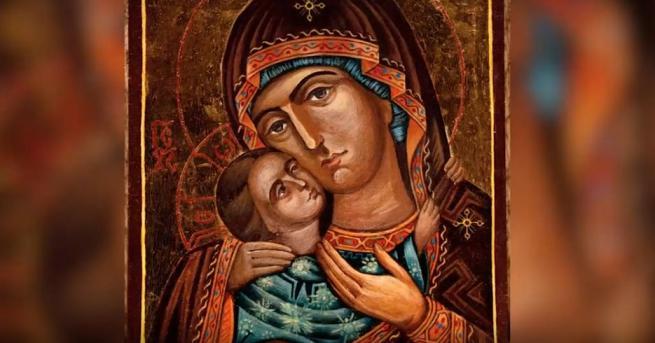 На 9 декември православната църква чества зачатие на Света Анна.