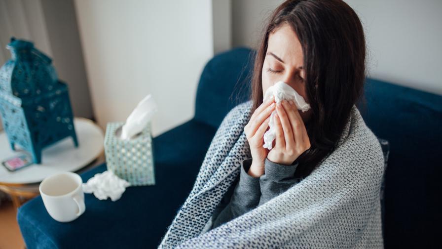 Болните от грип се увеличават - в кои общини обявиха епидемия