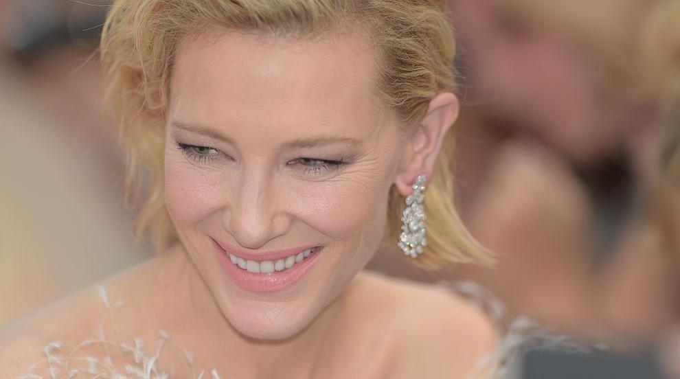 Кейт Бланшет начело на журито на филмовия фестивал...