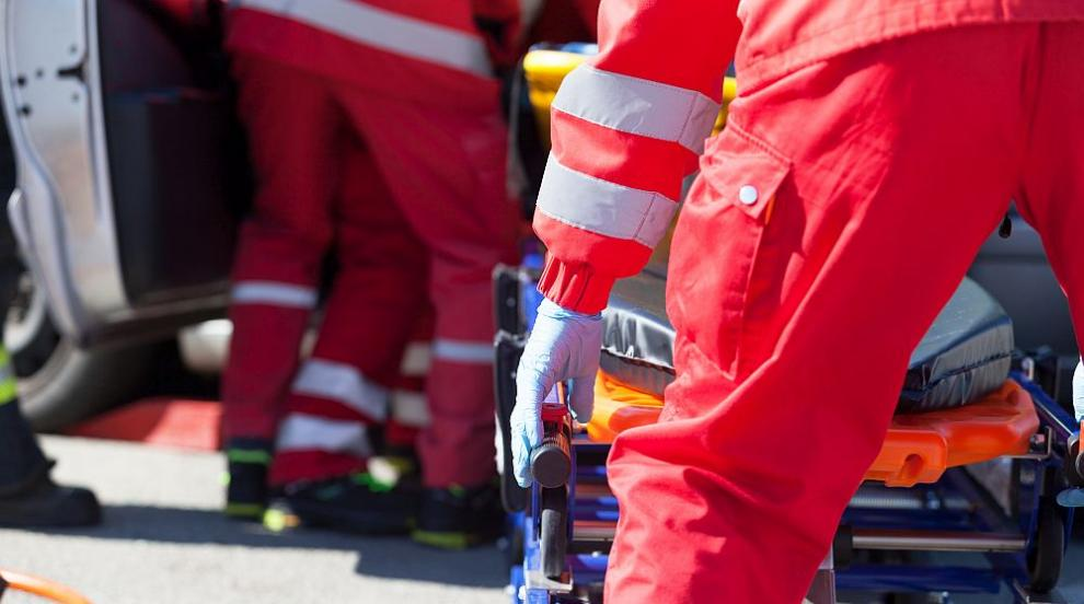 26-годишна жена загина при тежка катастрофа в Сливенско