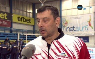 Желязков: Имаме нужда от повече характер в някои моменти