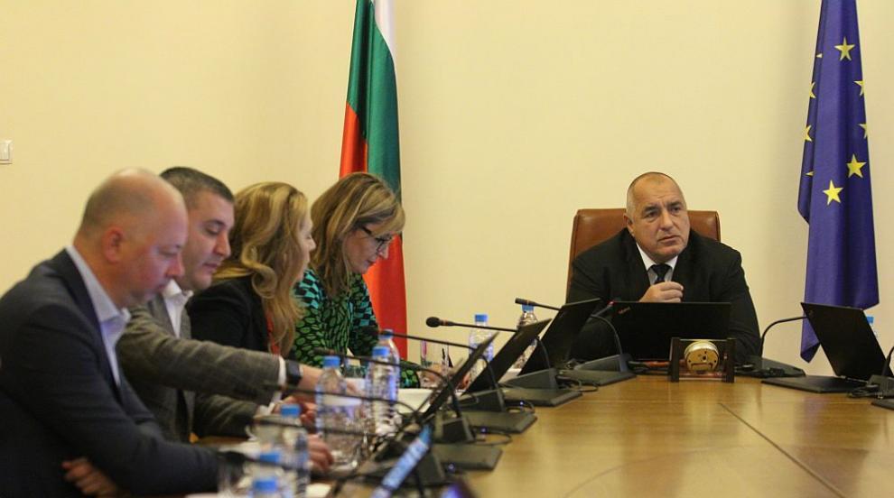 Борисов иска закон за партийната субсидия, 8 лв. е само временно (ВИДЕО)