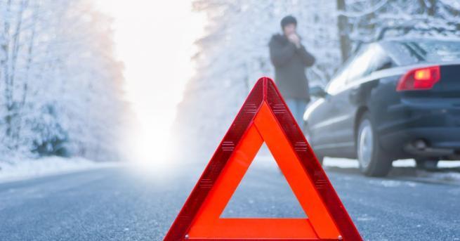 """Временно движението в тунел """"Мало Бучино"""" на автомагистрала """"Струма"""" в"""