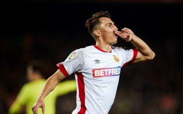 Майорка разгроми Валенсия за първа победа от 2 месеца насам