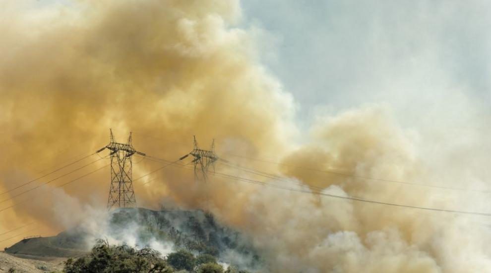 Токсичен дим от горските пожари достигна австралийската столица