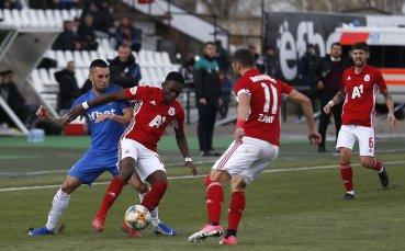 ЦСКА се позабавлява с Дунав за успешен край на 2019 година