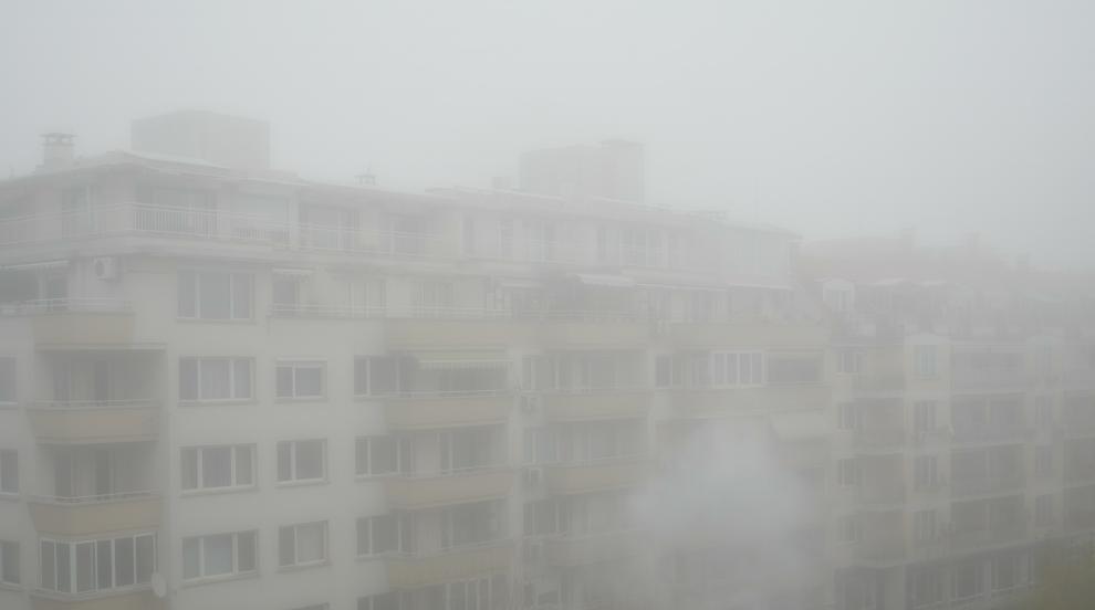 НИМХ: Два пъти е спаднало замърсяването на въздуха в София