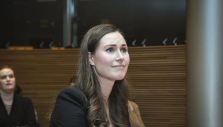 <p><strong>Чаровна финландка </strong>е най-младият премиер в <strong>света</strong></p>