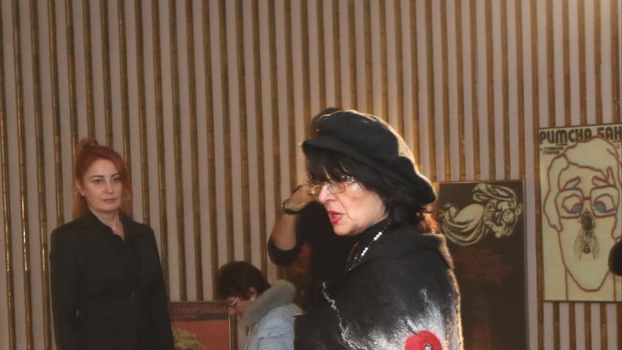 Днес е поклонението пред Стоянка Мутафова
