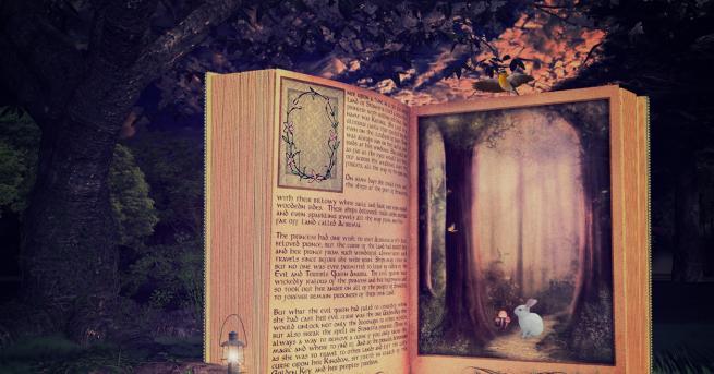 Любопитно Мрачните истории зад едни от най-обичаните детски приказки Стоят