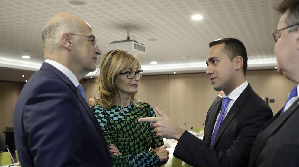 Захариева: Когато обещае нещо, България го изпълнява в най-кратки срокове