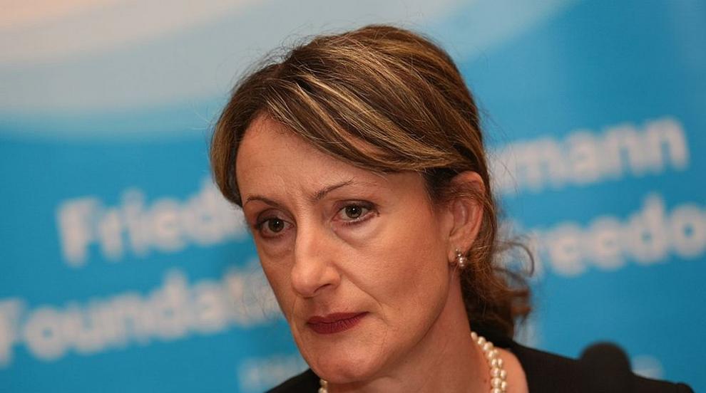 Зинаида Златанова не вижда преднамереност в питането на главния прокурор...