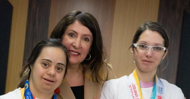 Американският посланик в България Херо Мустафа се срещна с двама