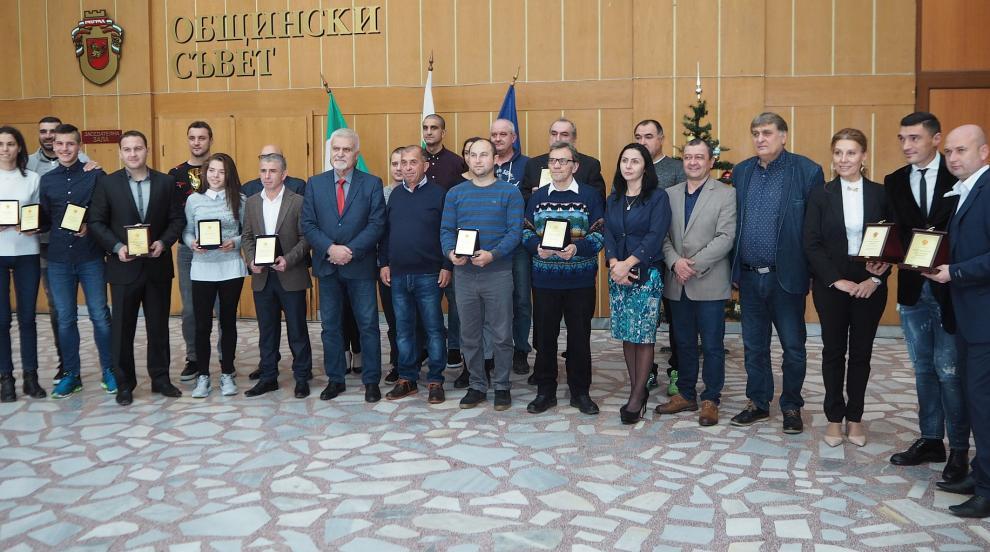 Община Разград отличи най-добрите спортисти за 2019 г.