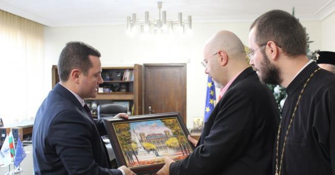 В най-кратки срокове ще започне изграждането на българска църква в