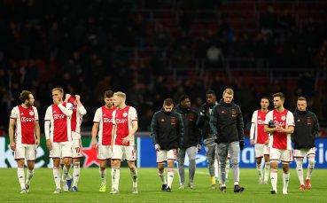 Нидерландски клуб с писмо срещу Аякс до УЕФА