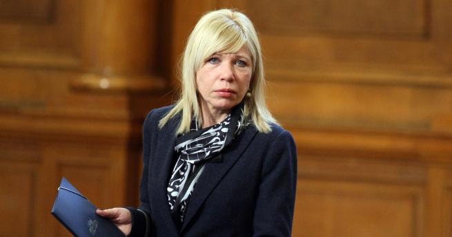 Снимка: Парламентът освободи Диана Саватева, за да стане зам.-кмет на Бургас