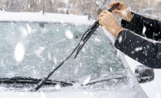 Нова схема за кражба на коли през зимата