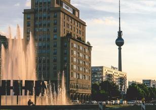 Климатично извънредно положение в Берлин