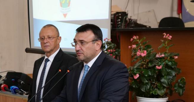 Изнесено заседание на Комисията по вътрешна сигурност и обществен ред