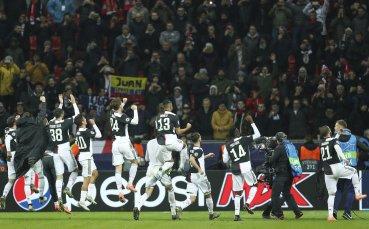 Ювентус премина групата си без грешка след комфортен успех в Германия