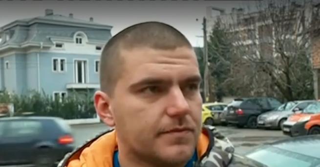 България Агресия на пътя, тираджия би шофьор с метална палка