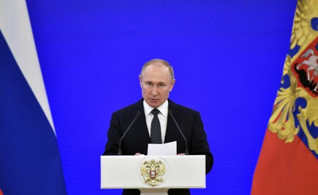 В какво МВнР на Полша обвини Путин