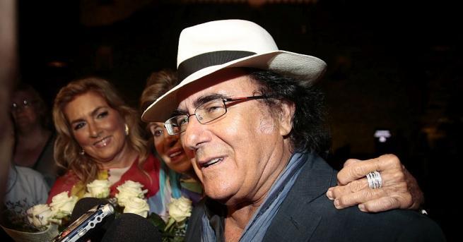 Италианският певец Ал Бано породи полемика и подигравки с изказване