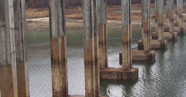 """Язовир """"Цонево"""" е замърсен с битово-фекални води. Това е станало"""