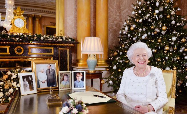 8 коледни традиции, които кралица Елизабет II спазва