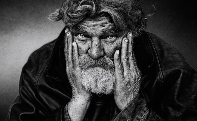 Когато улицата е твоят дом - портрети на хора без подслон