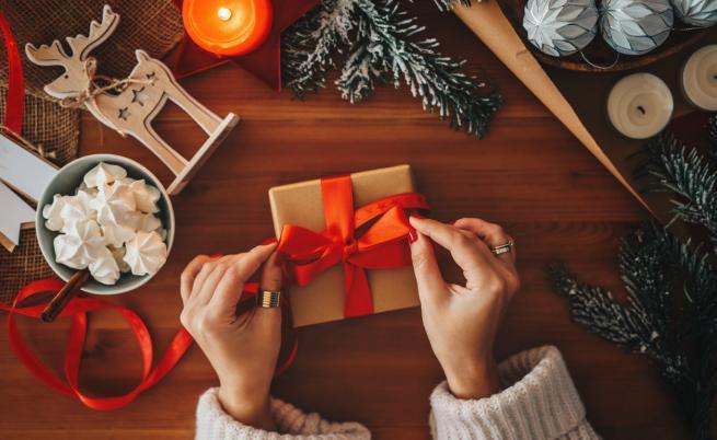 3 идеи за креативни и евтини коледни подаръци