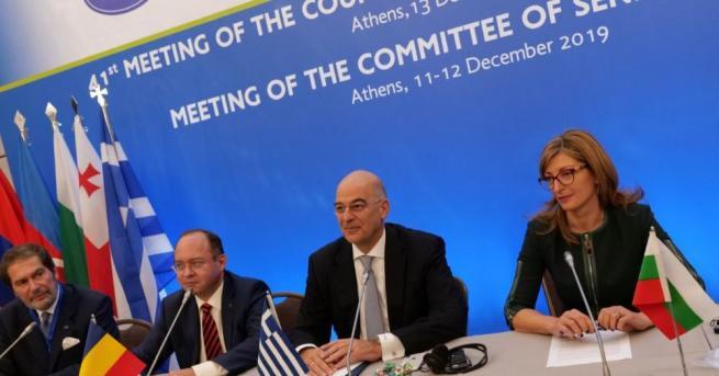 България подкрепя задълбочаването на партньорството между Европейския съюз и Организацията