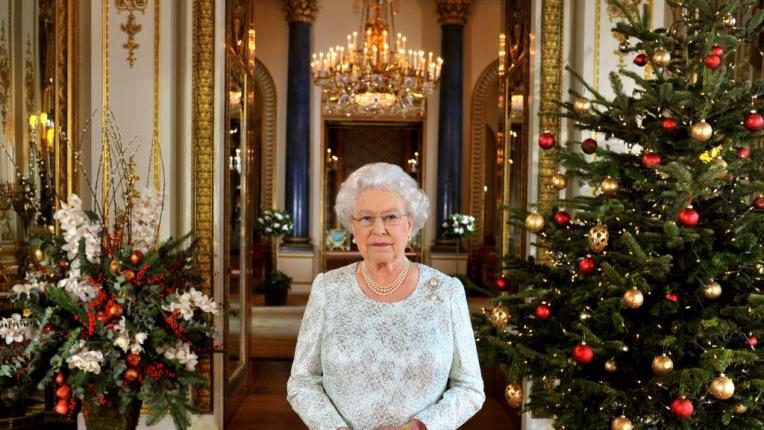 кралско семейство коледа