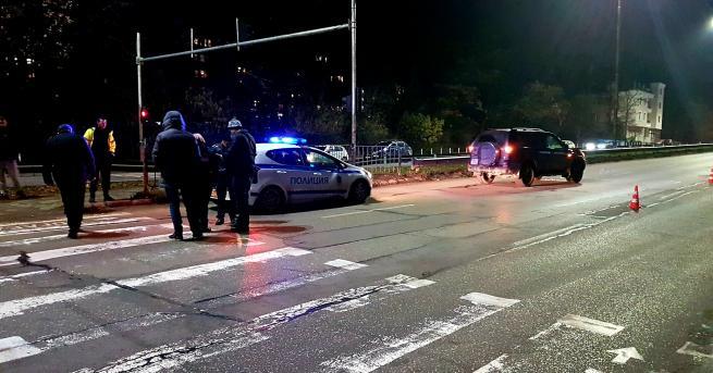 България Джип блъсна две деца в София, едното е почина