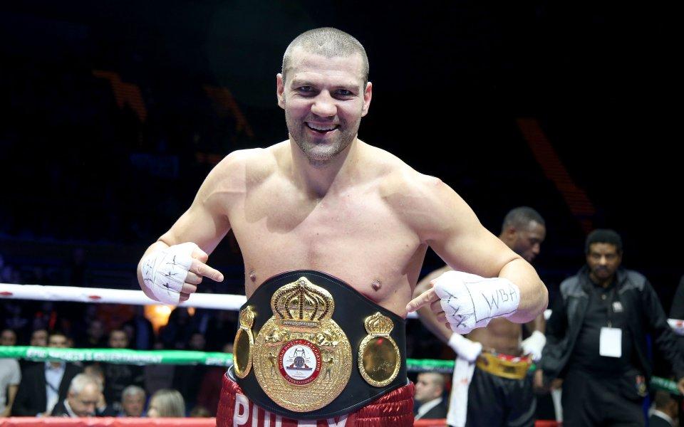 Непобеденият на професионалния ринг Тервел Пулев публикува забавно клипче в