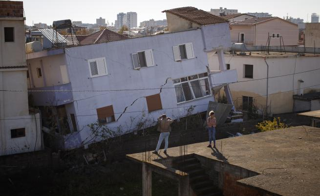 Още едно земетресение в Албания