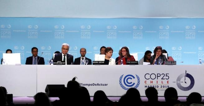 Маратонските климатични преговори в Мадрид приключиха днес, като преговарящите отложиха