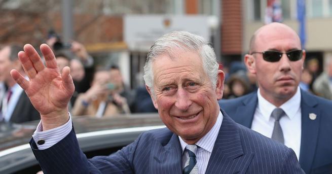 Британският престолонаследник принц Чарлз е дал положителен резултат на тест
