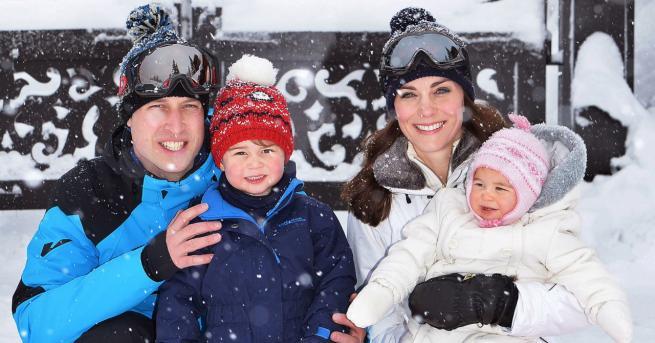 Коледа Какво си пожела принц Джордж за Коледа Херцогът на