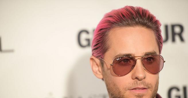 Американският актьор и певец Джаред Лето потвърди намерението си да
