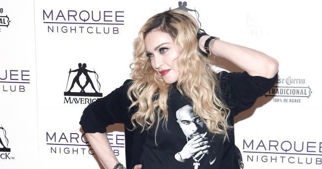 Снимка: Мадона с ново младо гадже? Папараци ги изловиха в хотел