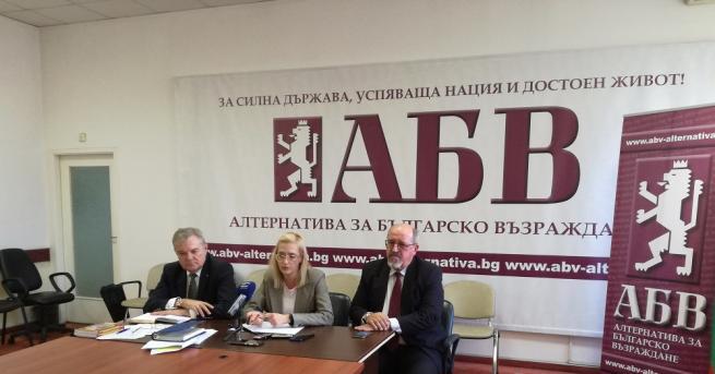 Лидерът на АБВ Румен Петков обвини управляващите в бездействие и