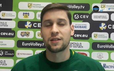 Николай Пенчев: Вълнувам се, че ще играя отново в България